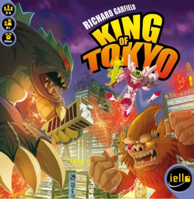 L'actu de Janvier-Février 2012 du K fée des Jeux Kingoftokyo